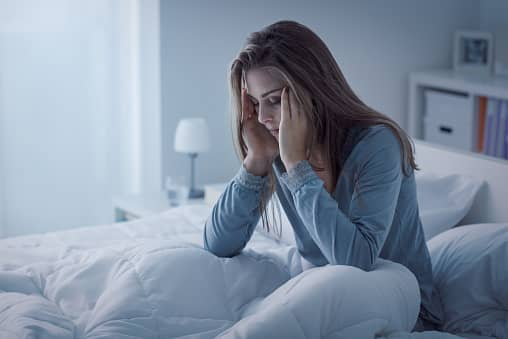 Q&A: The Why's of Winter Insomnia, and What to Do